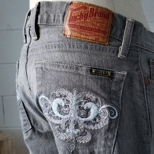 Lucky Brand Bootcut Jeans - Grey